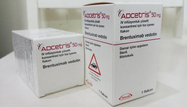 Thuốc ADCETRIS - Thuốc brentuximab vedotin