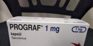 Thuốc Prograf 1mg Tacrolimus phòng ngừa đào thải ghép thận, gan (1)