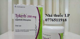 Thuốc Tykerb 250mg Lapatinib điều trị ung thư vú (1)