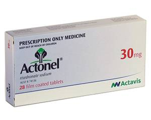 Actonel 30mg-Risedronate 30mg