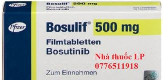 Thuốc Bosulif 100mg 500mg Bosutinib điều trị ung thư máu (1)