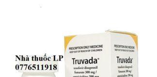 Thuốc Truvada chống phơi nhiễm HIV Emtricitabine 200mg và Tenofovir 245mg (1)