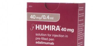 Thuốc Humira 40mg/0.4ml Adalimumab điều trị viêm khớp dạng thấp (1)